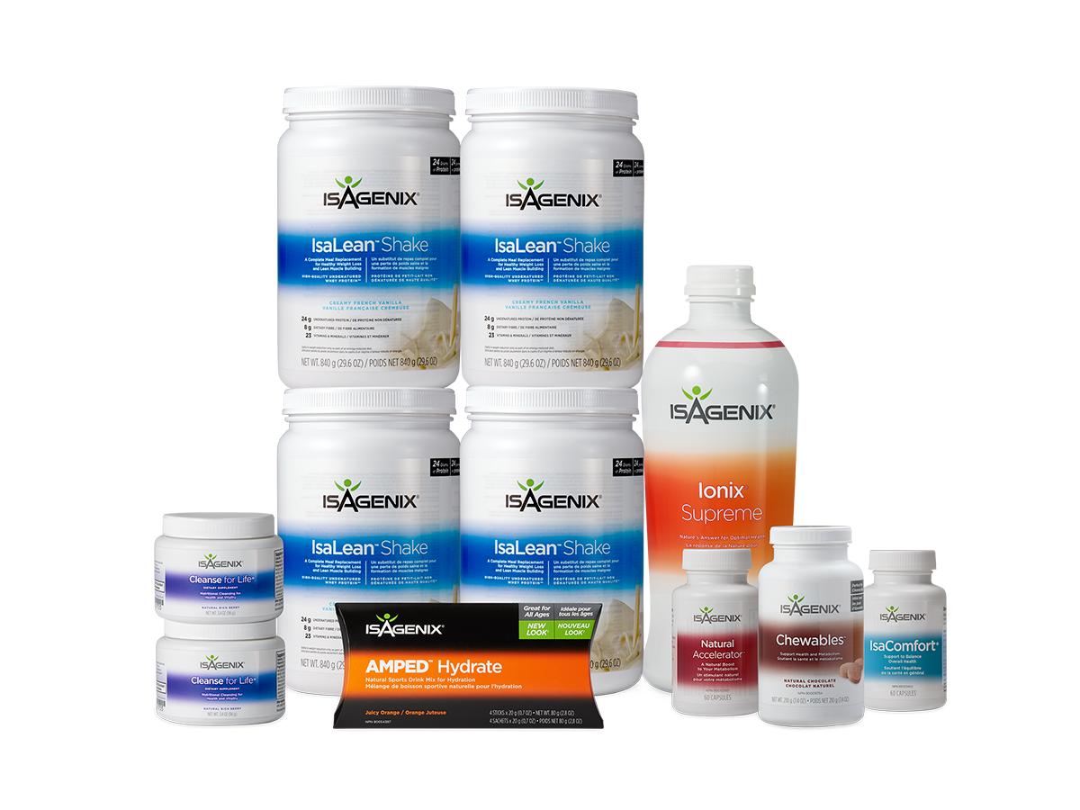 Isagenix 30 day - Florida